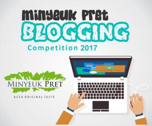 Lomba Blog Minyeuk Pret 2017